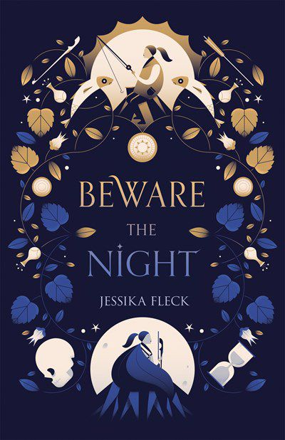 Cover of Beware the Night by Fleck