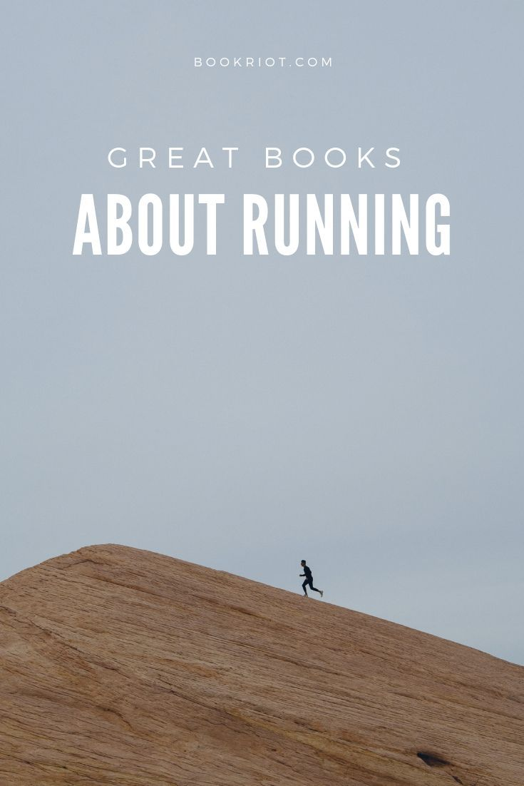 Whether it's international running day or not, you'll enjoy these books about running. book lists | sports books | books about running | running | running books