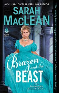 brazen and the beast book cover