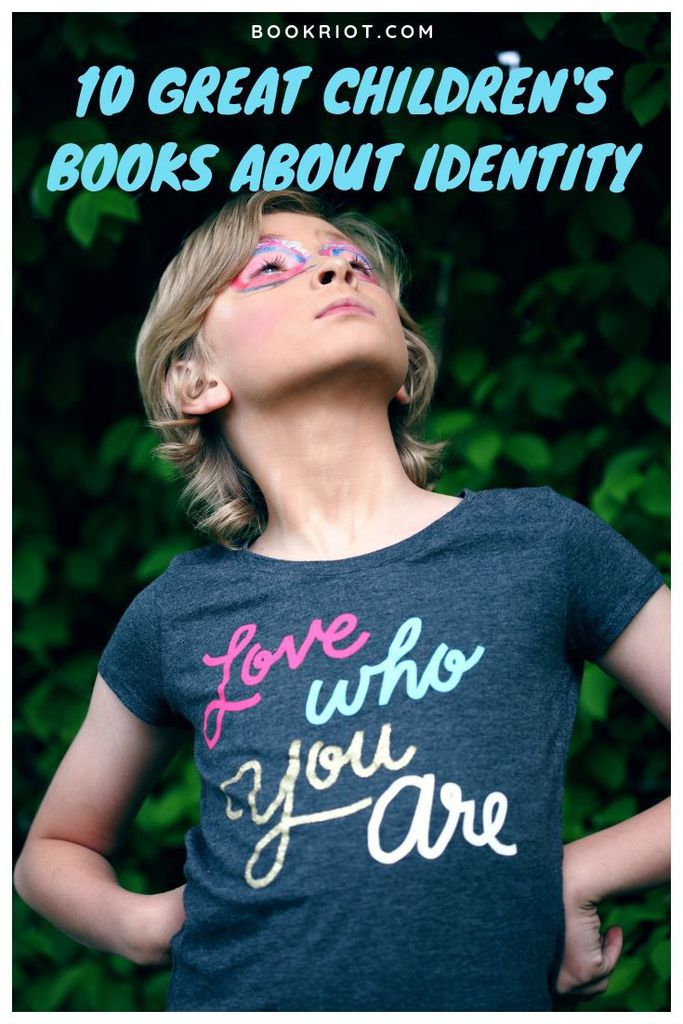 These children's books about identity are perfect for Pride reading and beyond. book lists | children's books | books about identity | children's books for pride | LGBTQ children's books | books for young readers
