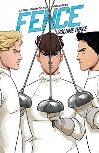 Fence Vol. 3 cover image