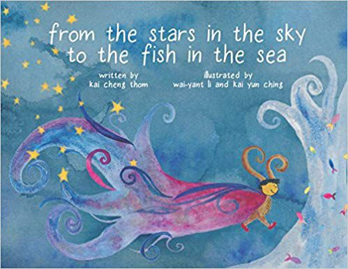 From the Stars in the Sky to the Fish in the Sea cover