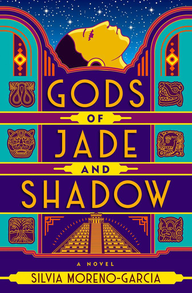 Cover of Gods of Jade and Shadow by Moreno-Garcia