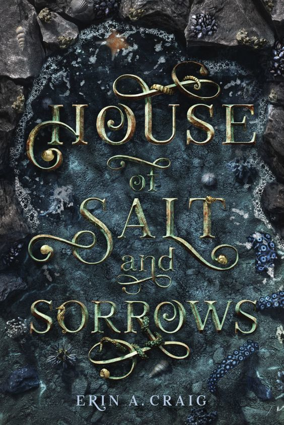 House of Salt and Sorrows cover image
