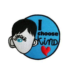 I Choose Kind Wonder Patch