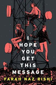 I Hope You Get This Message Book Cover