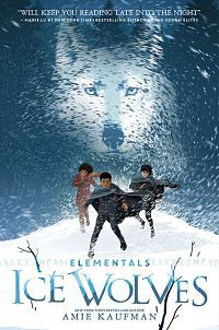 Ice Wolves book cover