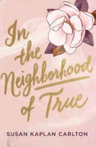In The Neighborhood of True from Millennial Pink YA Books | bookriot.com