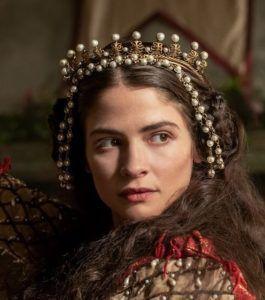 juana of castile on the spanish princess