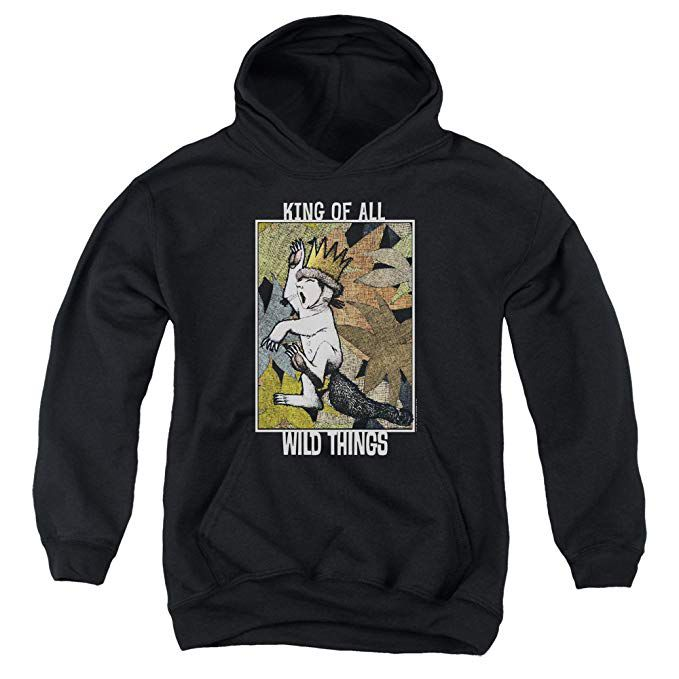 King of All the Wild Things Sweatshirt