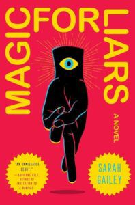 Magic for Liars from Witchy Books from 2019 | bookriot.com