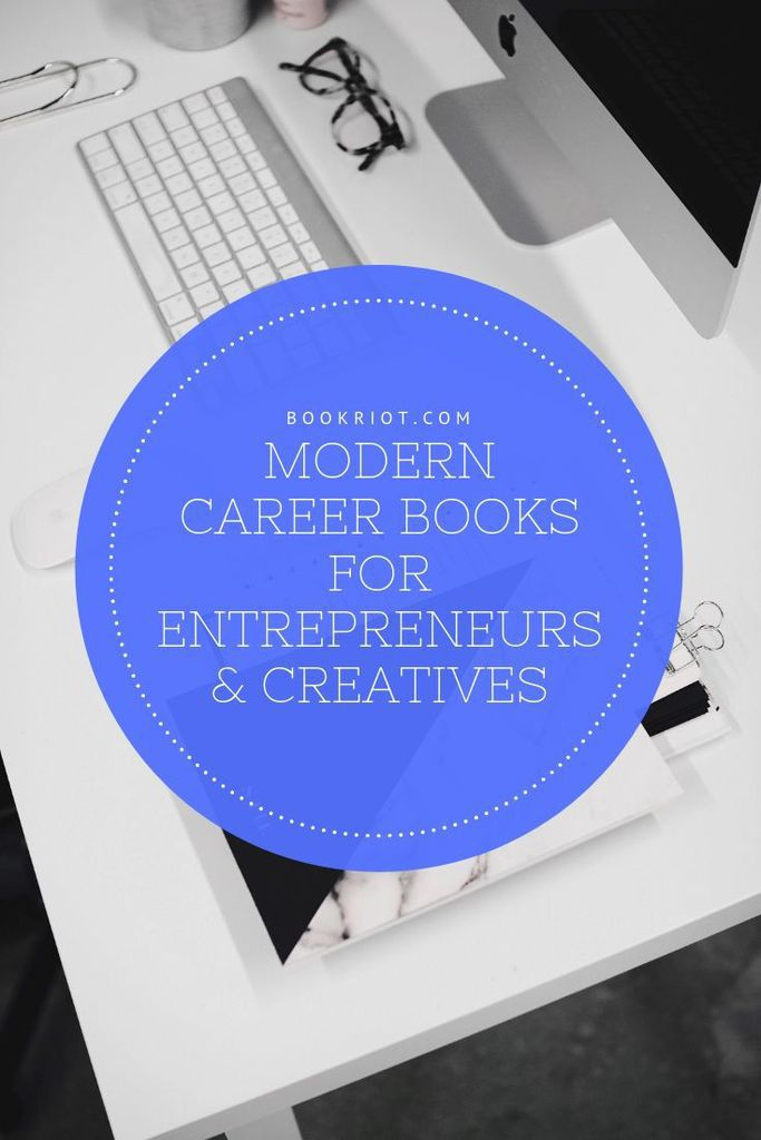 These career books are for the modern creative and entrepreneurs to pick up ASAP. book lists | career books | job books | books for entrepreneurs | books for creatives | books for creative jobs