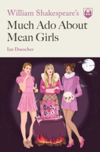 Much Ado About Mean Girls from Millennial Pink YA Books | bookriot.com
