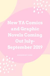 Summer 2019 YA Comics