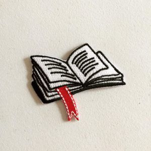 Open Book Patch