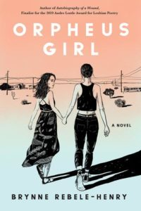 Orpheus Girl from Millennial Pink YA Books | bookriot.com