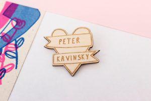 Peter Kavinsky Button