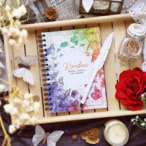 Rainbow Reading Journal