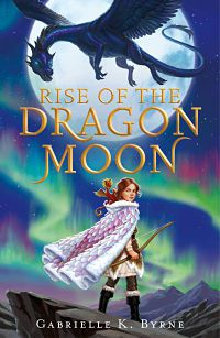 Rise Of The Dragon Moon book cover