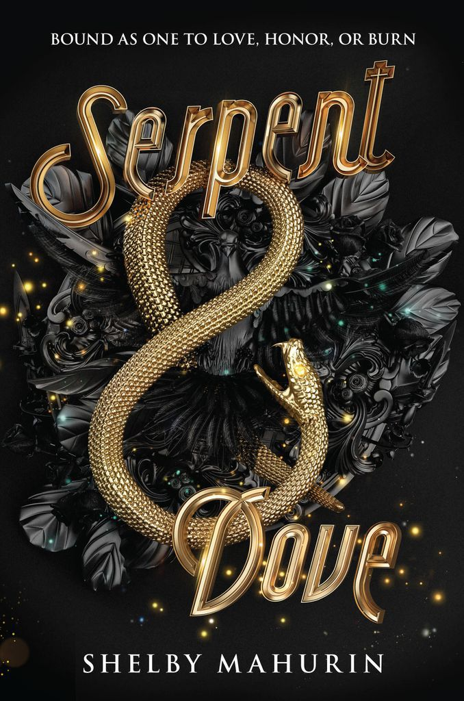 Cover of Serpent & Dove by Mahurin