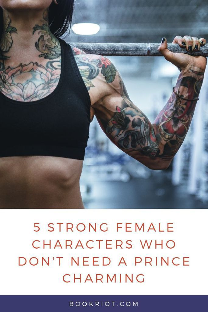 These strong female characters more than hold their own. book lists | strong female characters | awesome female characters