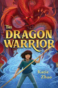 The Dragon Warrior book cover
