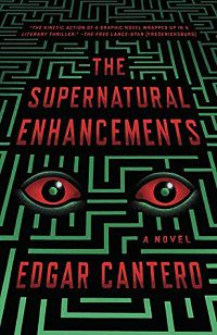 the supernatural enhancements by edgar cantero cover haunted house books