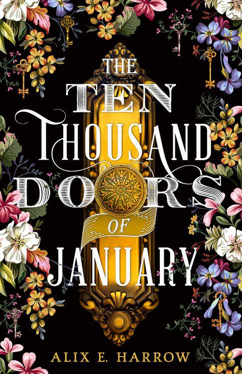 cover of The Ten Thousand Doors of January