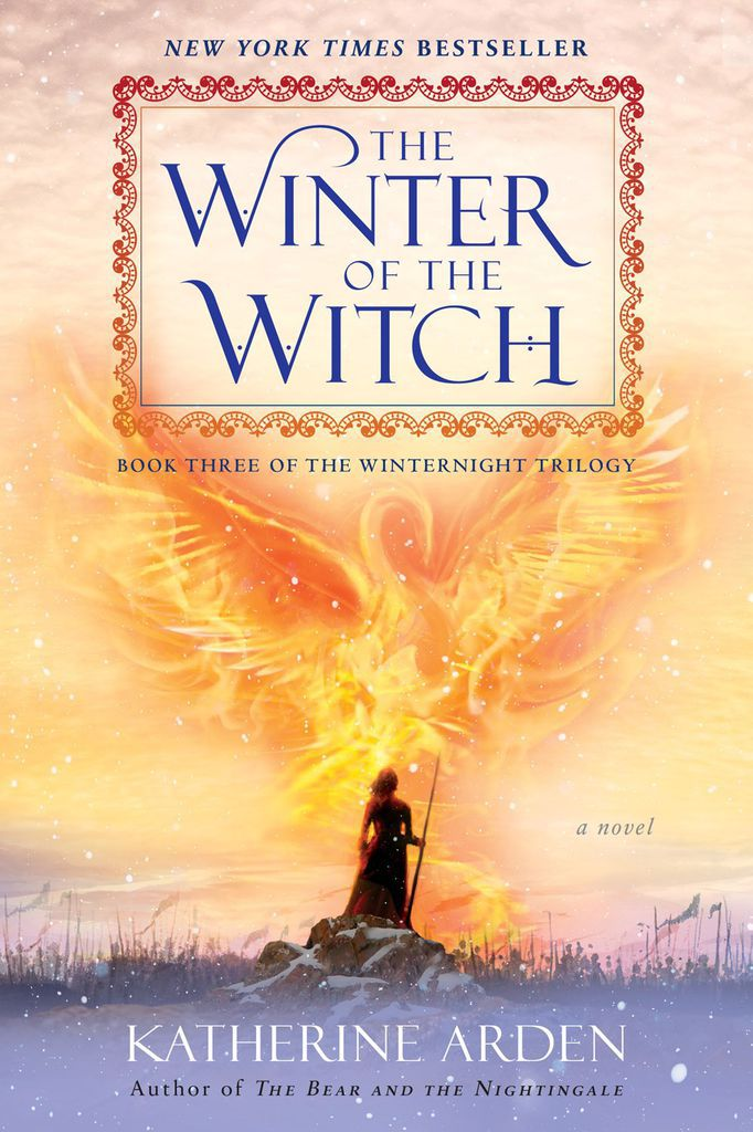 Cover of The Winter of the Witch by Arden