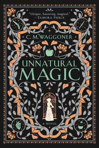 Cover of Unnatural Magic by Waggoner