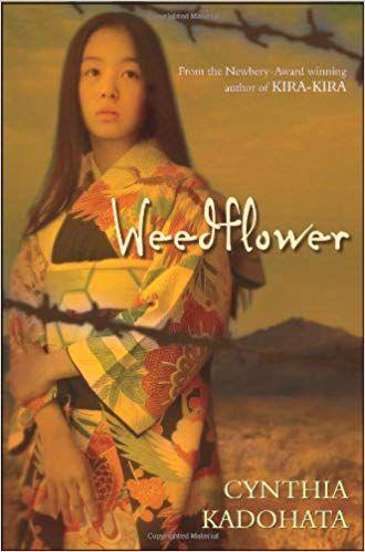 weedflower book cover
