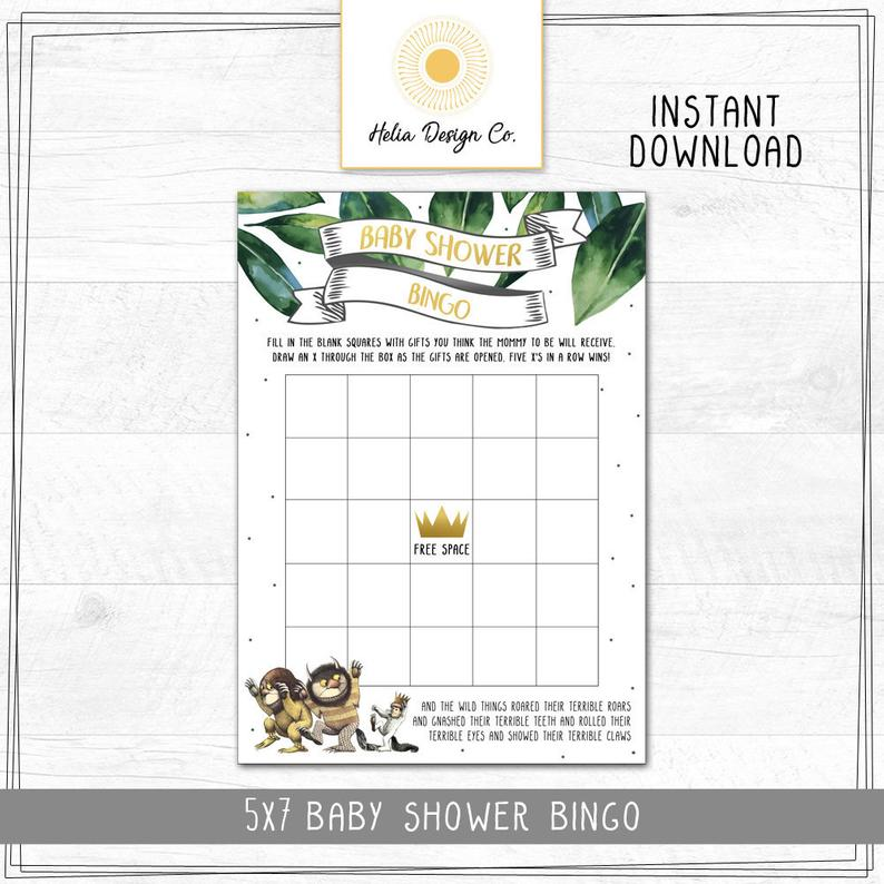 dcc6ad02cc93c How to Throw a Where the Wild Things Are Baby Shower | Book Riot