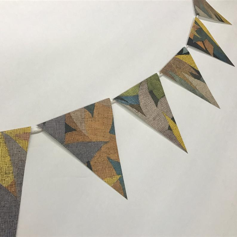 where the wild things are bunting