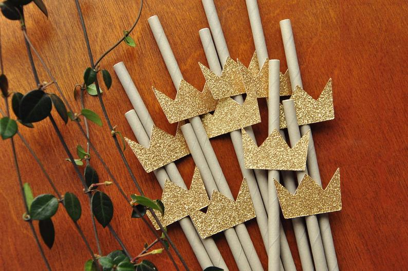 where the wild things are crown straws