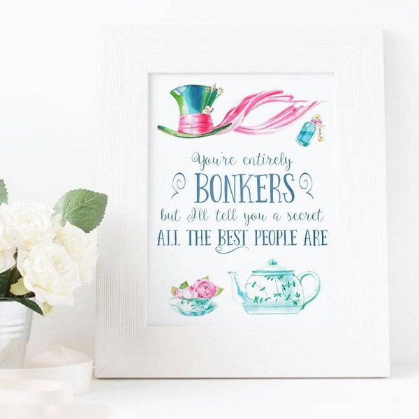 youre_entirely_bonkers_but_ill_tell_you_a_secret_all_the_best_people_are_quote_with_tim_burton_mad_hatter_hat_artwork
