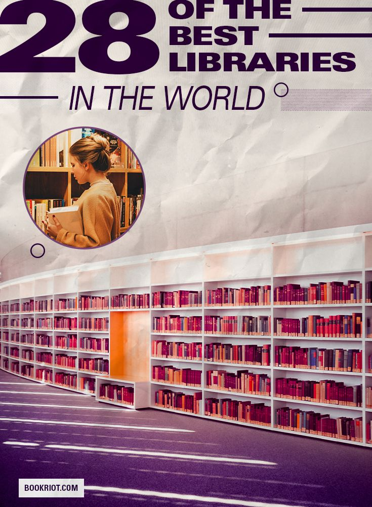 28 of the Best Libraries in the World