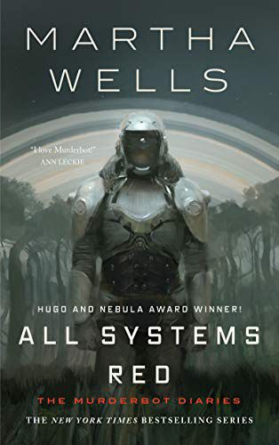 cover image of All Systems Red (Kindle Single)- The Murderbot Diaries by Martha Wells