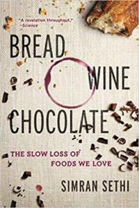 Bread, Wine, Chocolate book cover