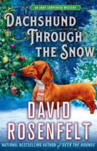 Dachshund Through the Snow (Andy Carpenter #20) by David Rosenfelt