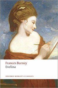 Evelina by Rances Burney