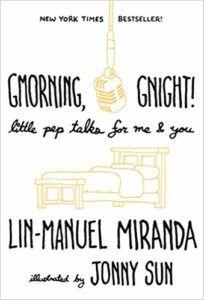 Gmorning, Gnight by Lin-Manuel Miranda Book Cover