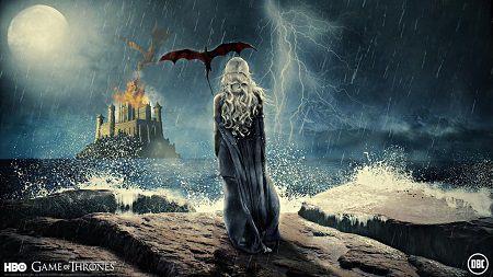 GoT - Daenerys Targaryen wallpaper