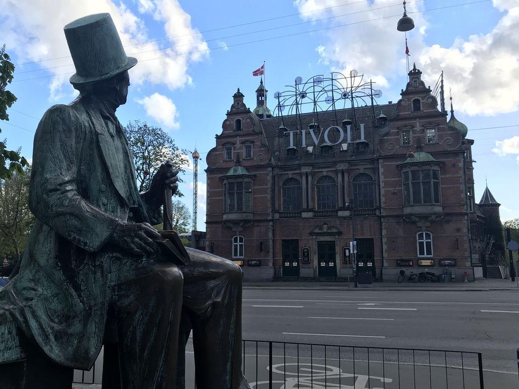 Hans Christian Andersen fairy tales Denmark