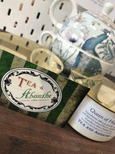 Tea and Absinthe Queen Of Hearts Tea