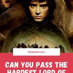 Can you pass the hardest LORD OF THE RINGS quiiz? Put your skills to the test! quizzes | book quizzes | LORD OF THE RINGS | LORD OF THE RINGS QUIZ | Hardest LORD OF THE RINGS quiz