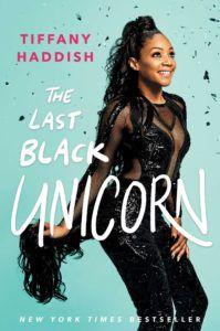 The Last Black Unicorn cover