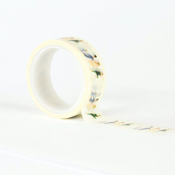 Lost in Neverland Decorative Washi Tape by PaperDelightBoutique