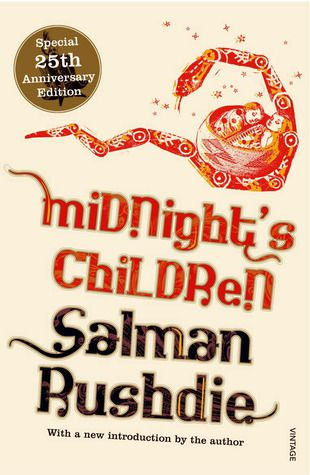 midnight's children book cover