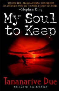 Minha alma para manter por Tananarive Due