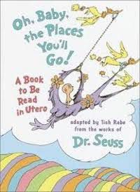 Oh the Places You'll Go Book Cover
